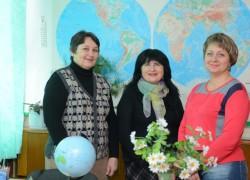 Вчителі біології та географії