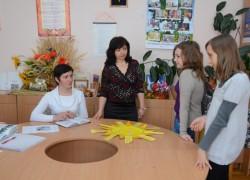 З педагогами-організаторами