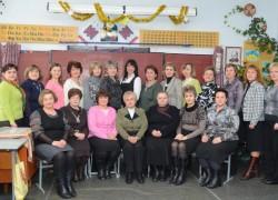 Вчителі початкових класів